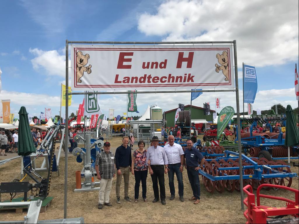 E und H Tarmstedter Ausstellung